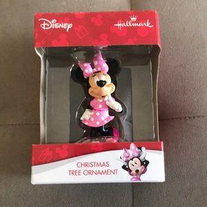 Disney Minnie Mouse ornament.